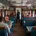 2014 - El Chepe - 1st Class Dining Car por Ted's photos - Returns mid July