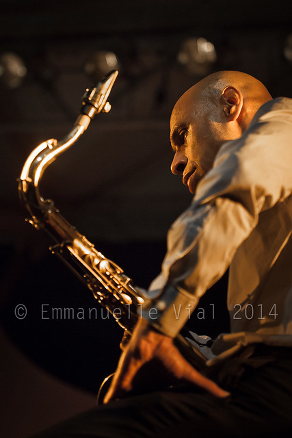 Joshua Redman © Emmanuelle Vial 2014