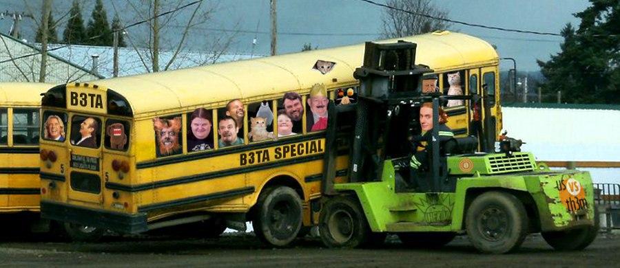 b3ta FUCKLIFT bus