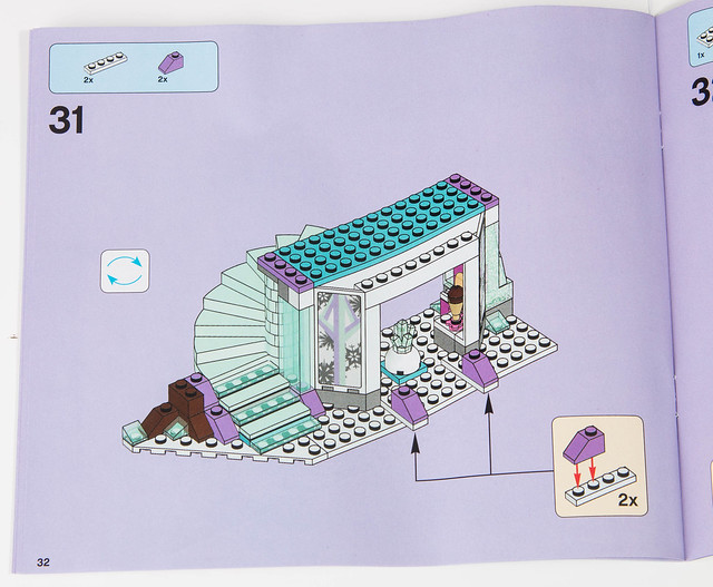 lego frozen castle instructions pdf