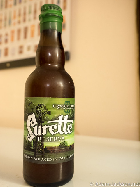 Crooked Stave Surette Reserva (Dry Hopped)