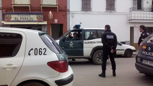 Dos detenidos en una operación contra el tráfico de droga en Arahal - Carmen González García