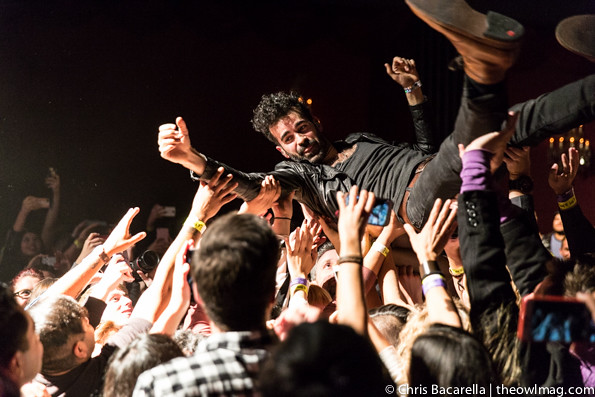 Geographer @ El Rey, Los Angeles 01/17/15