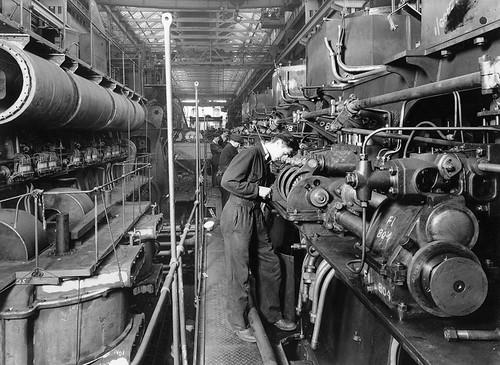 L'obbligo del fermo assoluto nella manutenzione delle macchine
