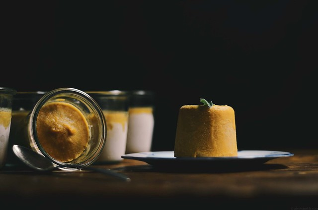 Pumpkin Sage Kulfi | A Brown Table
