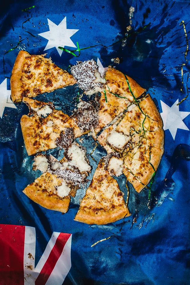Pizza Hut Mitey Stuffed Crust