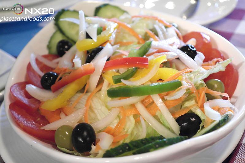 miramar macau mixed salad
