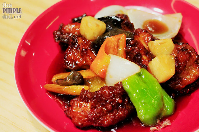 Black Vinegar Chicken (P325)