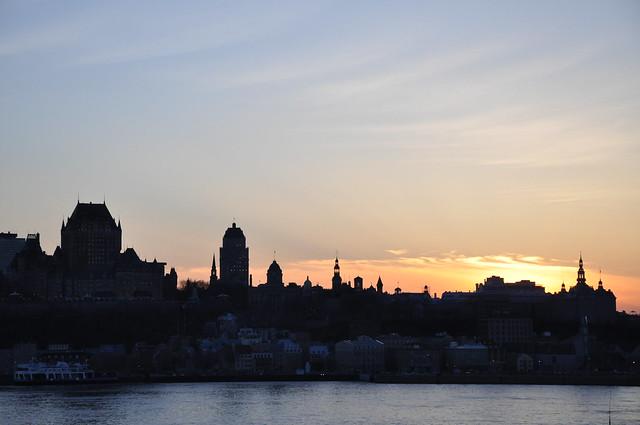 Sunset - Quebec - Canada