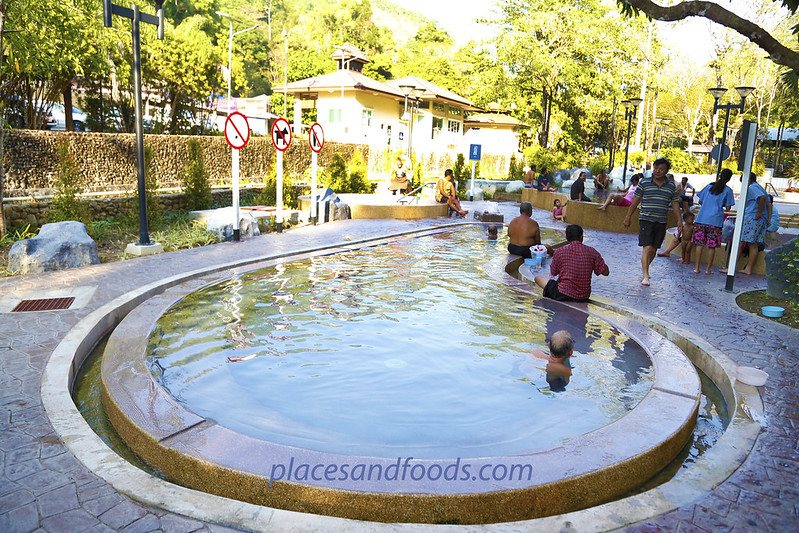 Raksawarin Hot Spring Ranong hot spring overview