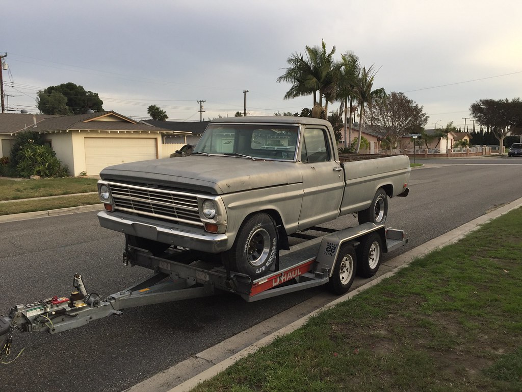We Took This Trip To Garden Grove Ford Truck Enthusiasts Forums