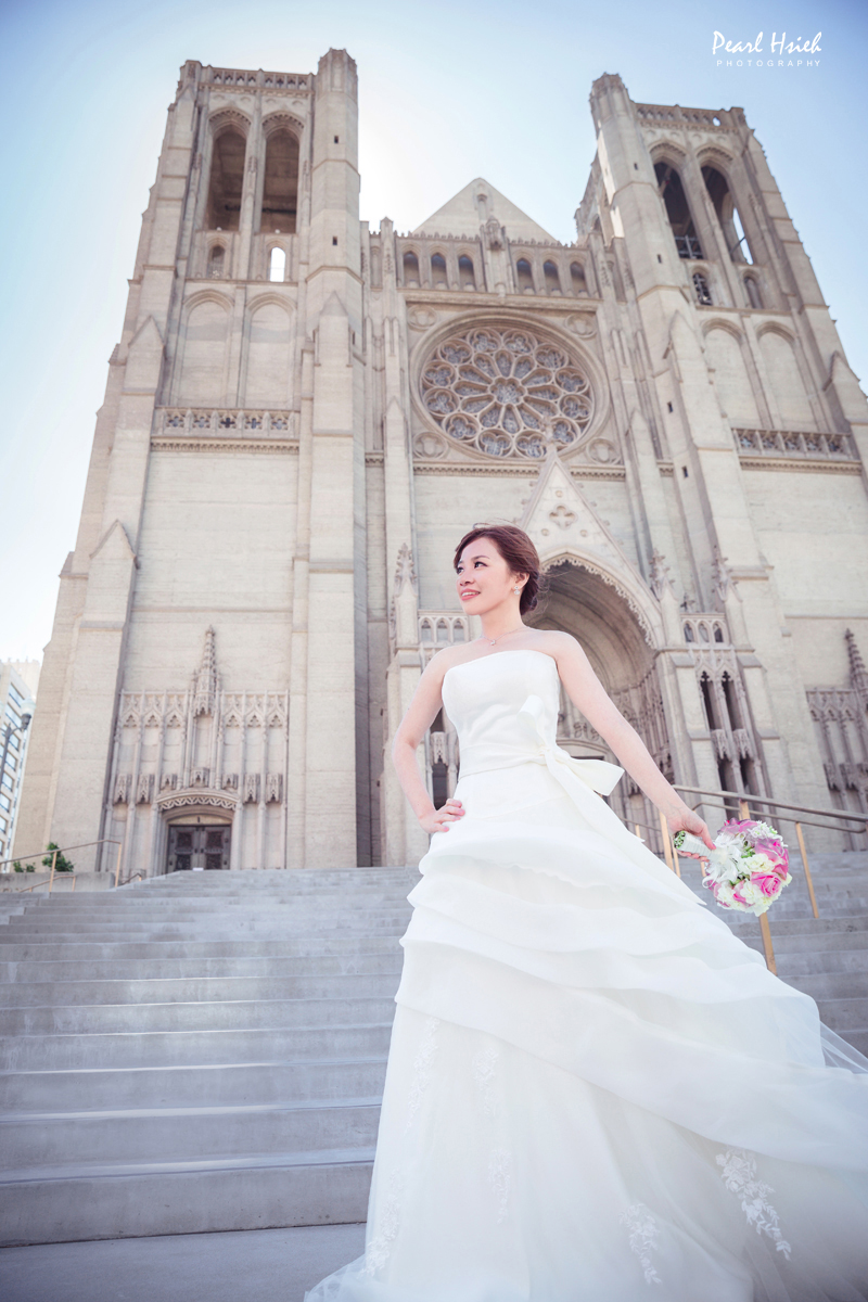 San Francisco Prewedding