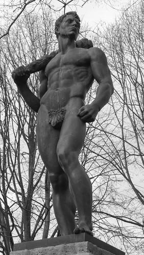 Weißer-Stein-Brunnen / Kriegerdenkmal Deutsch-Französischer Krieg 1870/71