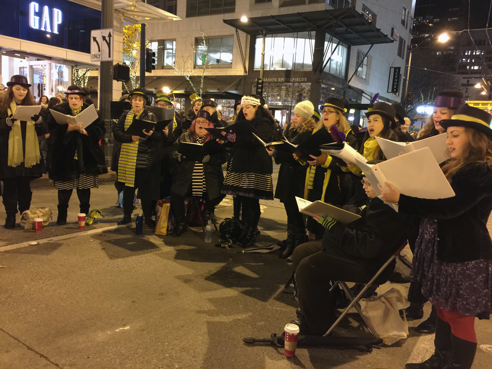 Figgy Pudding Caroling Competition 3