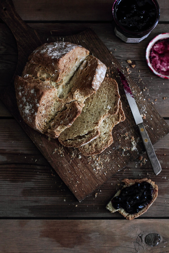 Rosemary Soda Bread