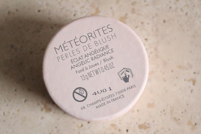 Guerlain Meteorites Perles de Blush review