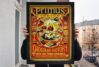 Primus x DXTR / Portland