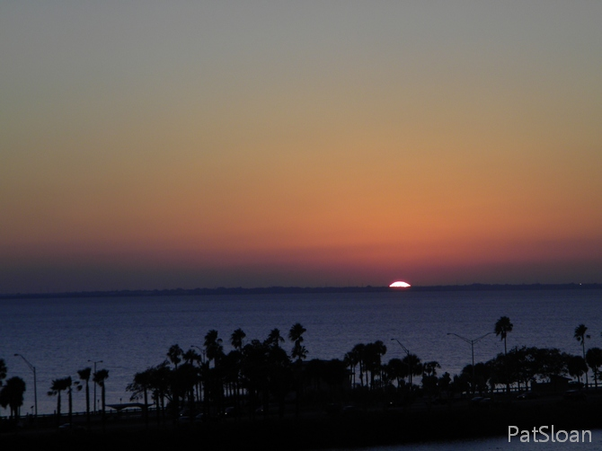 pat sloan sunrise