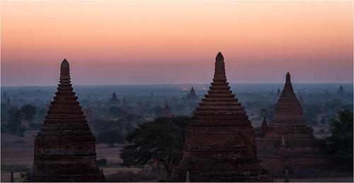 history architecture religious pagoda nikon asia southeastasia buddha burma buddhist religion buddhism historic temples myanmar pagan pagodas bagan singhray scenicsnotjustlandscapes afs70200mmf28gvrii mandalayregion d800e