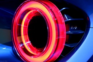 2017 Ford GT Tail light