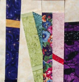 1st quilt block 8