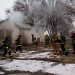 Firefighters Sharpen Skills at Joint Training