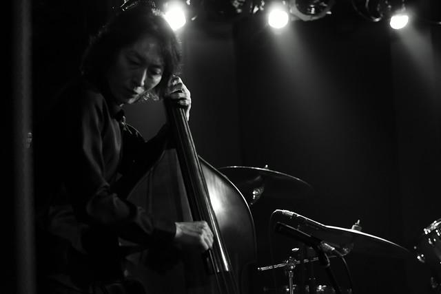 Spider Tetsu & Yoichi live at 獅子王, Tokyo, 05 Jan 2015. 158
