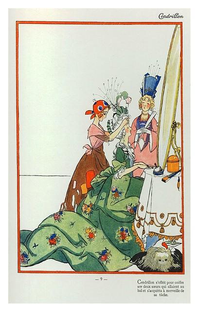 005-Contes de Perrault-1926. Ilt. Por Lorioux -© Universitätsbibliothek Braunschweig