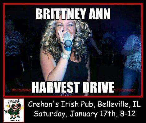 Harvest Drive 1-17-15