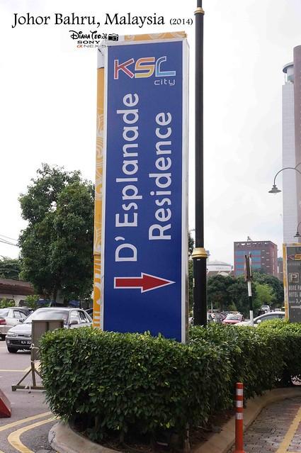 Johor Bahru - KSL D Esplanade Residence 01