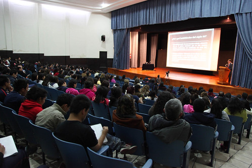 Conferencia sobre educación