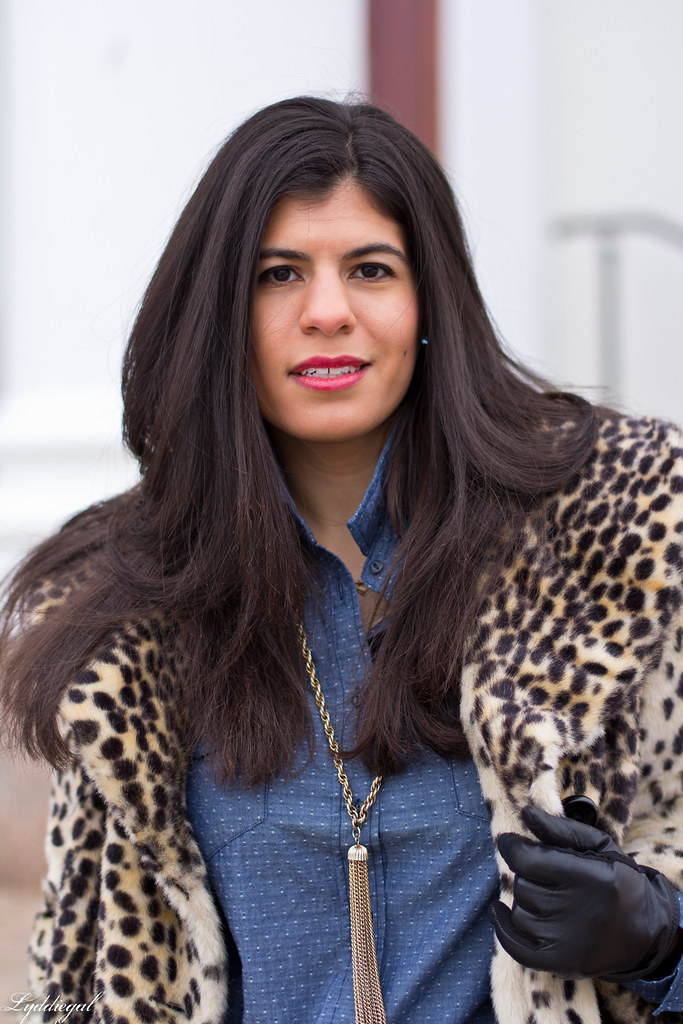 polka dot chambray, double denim, leopard coat-5.jpg