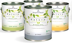 Benjamin Moore's Natura and INSL-X GarageGuard have been recognised for their innovation