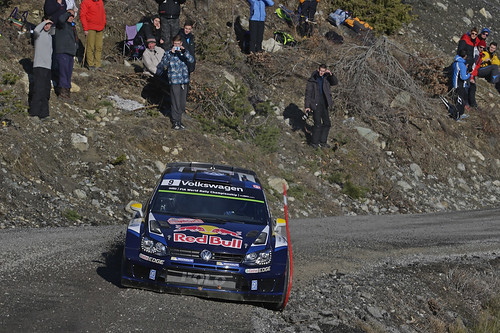 Andreas Mikkelsen Rally Monte Carlo 2015