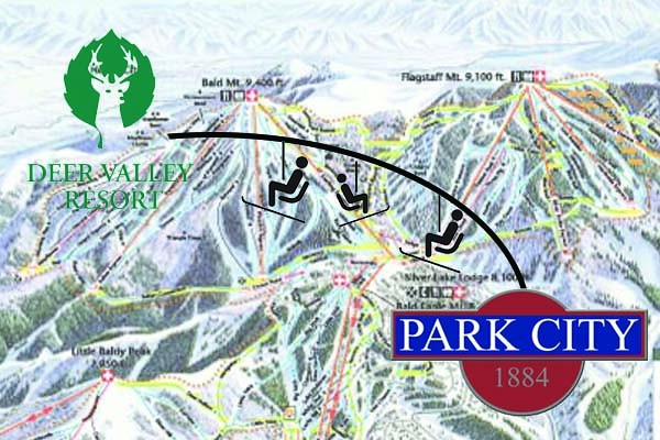Deer Valley to Park City gondola