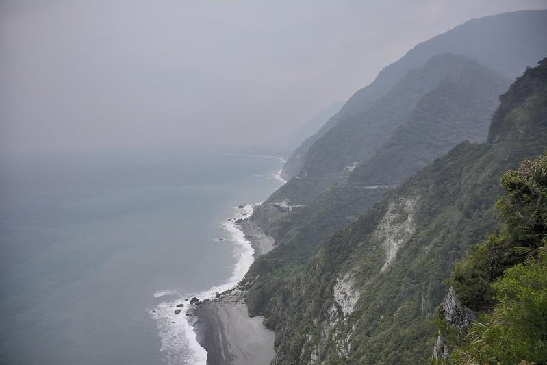 蘇花公路風景