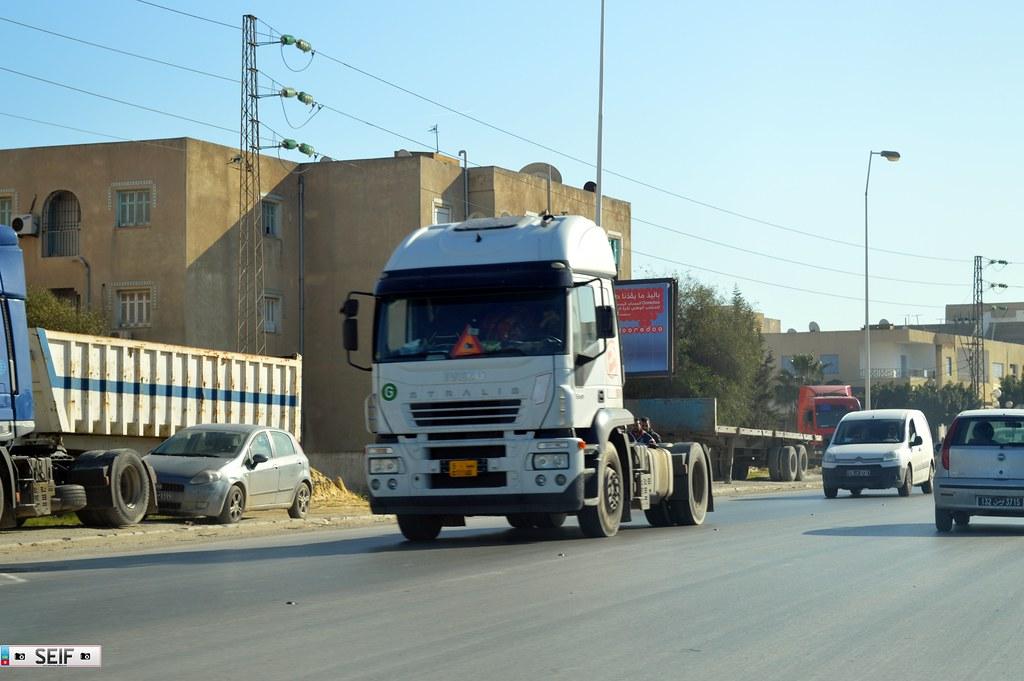 Iveco Stralis Tunisia 2015