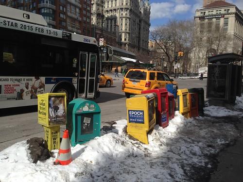 Phone, NYC. Nueva York