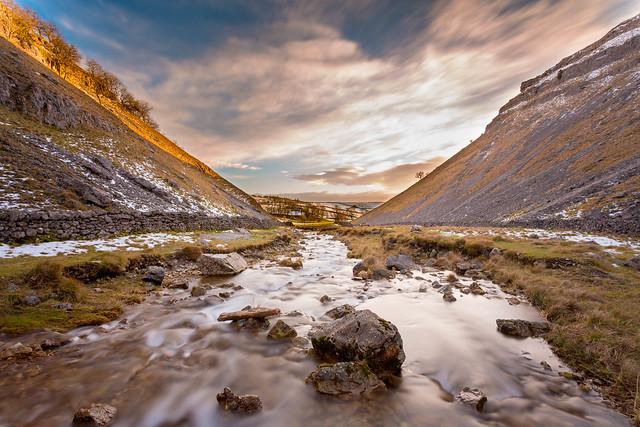 Gordale Beck - Yorkshire Dales