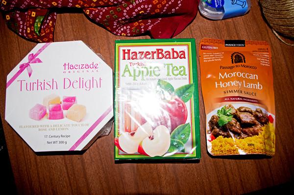Moroccan Night food items 6 2 15 K55026