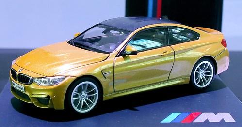 Herpa BMW M4 coupé