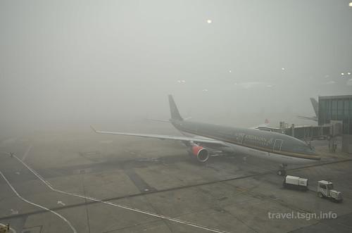 【写真】世界一周 : クィーンアリア国際空港