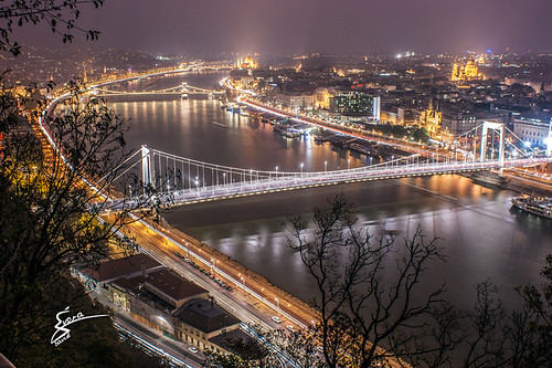 old city travel bridge light sky urban panorama color building heritage water architecture night river landscape europe hungary european cityscape view outdoor famous capital budapest historic danube buda pest hungarian