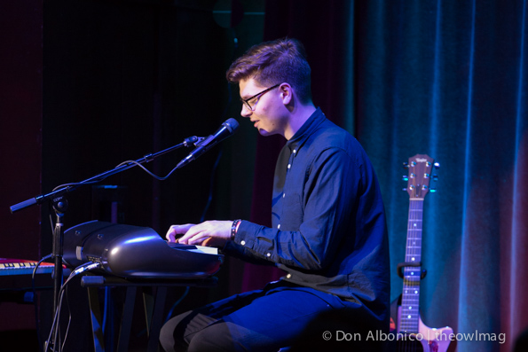 Keith Garrett @ Swedish American Hall, San Francisco 3/1/15