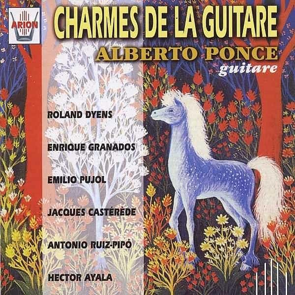 Header of Alberto Ponce