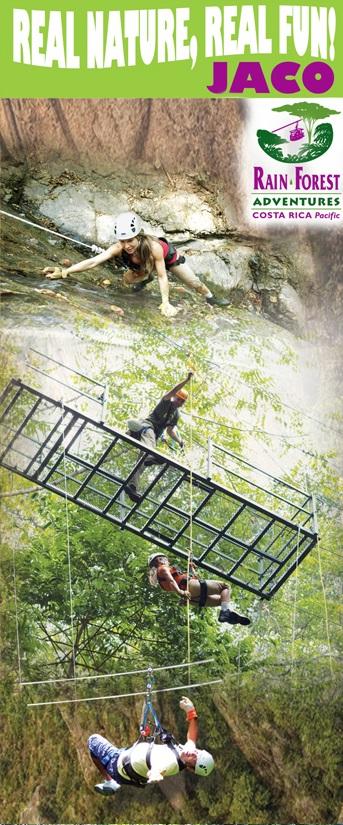 Download Rainforest Adventures Costa Rica Pacific Brochure