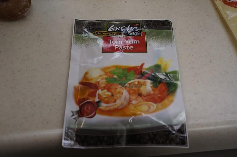 Exotic foodのトムヤムクン