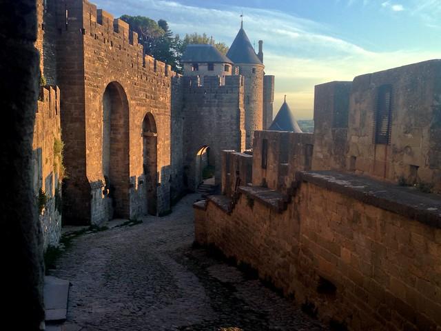 Fairy-Tale Carcassonne