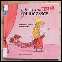 littérature jeunesse la vérité sur les vraies princesses 01