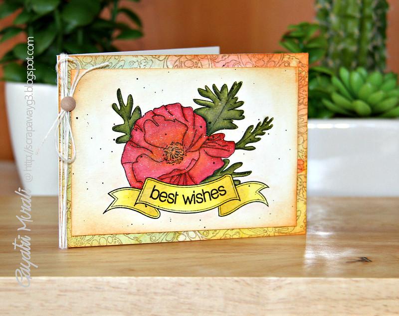 beast wishes card